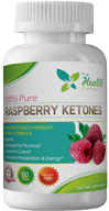Raspberry Ketones bottle