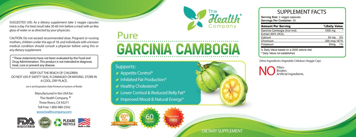Garcinia Cambogia Fda